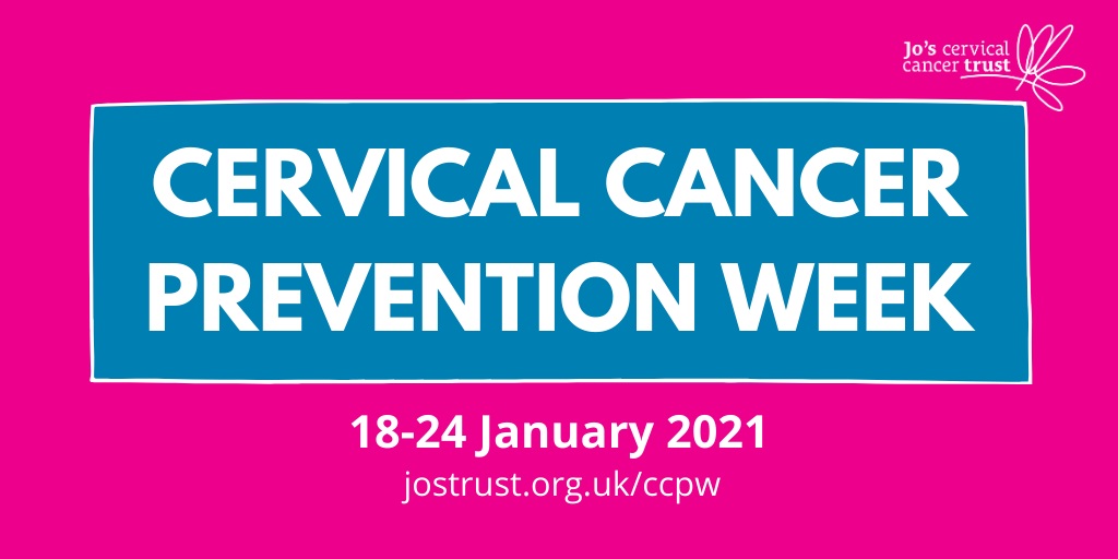 https://www.jostrust.org.uk/get-involved/campaign/cervical-cancer-prevention-week